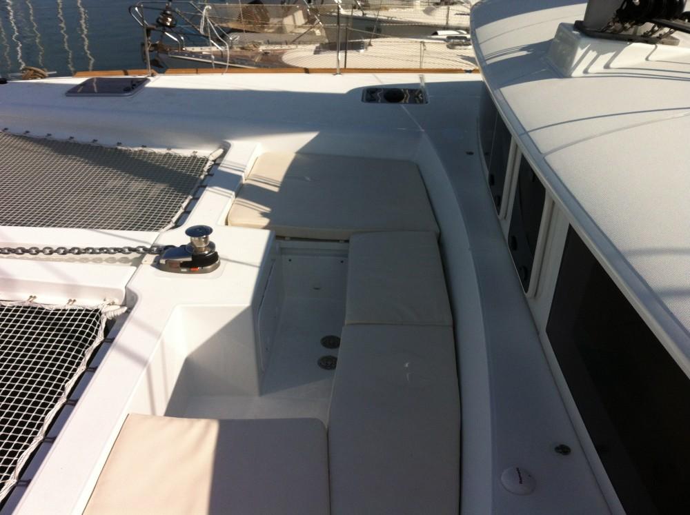 Verhuur Catamaran in Pula - Lagoon Lagoon 450