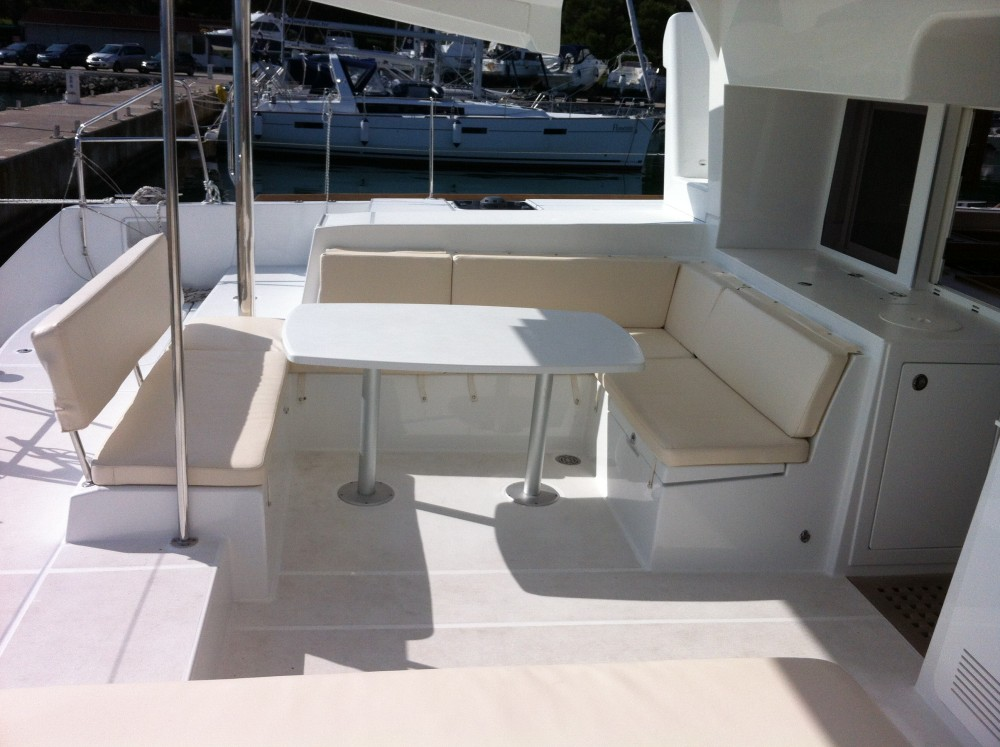 Lagoon Lagoon 450 te huur van particulier of professional in Pula