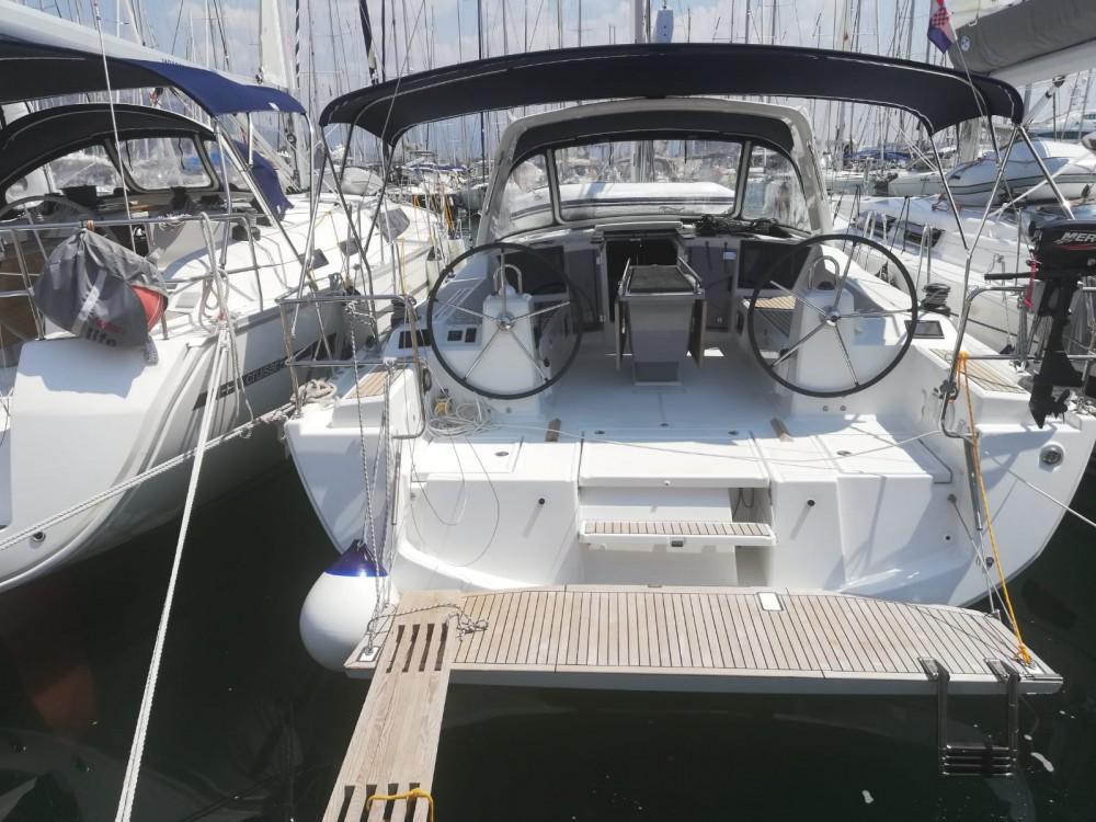 Huur Zeilboot met of zonder schipper Bénéteau in Medulin