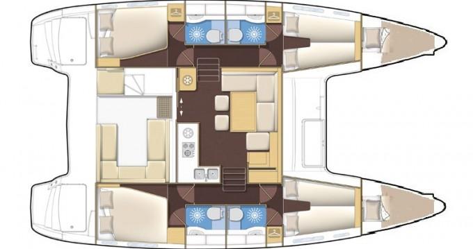 Huur Catamaran met of zonder schipper Lagoon in Medulin
