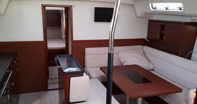 Verhuur Zeilboot in Kaštel Gomilica - Hanse Hanse 505