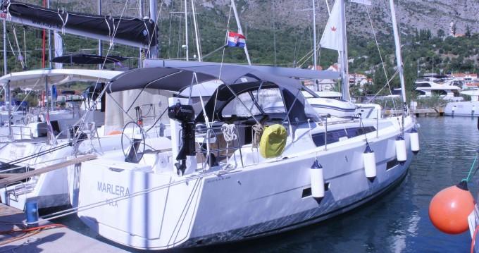 Bootverhuur Dufour Dufour 430 Grand Large in Dubrovnik via SamBoat