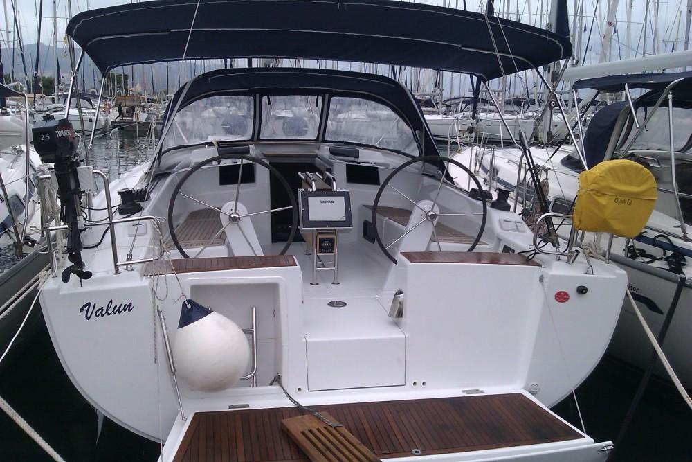 Bootverhuur Hanse Hanse 415 in  via SamBoat