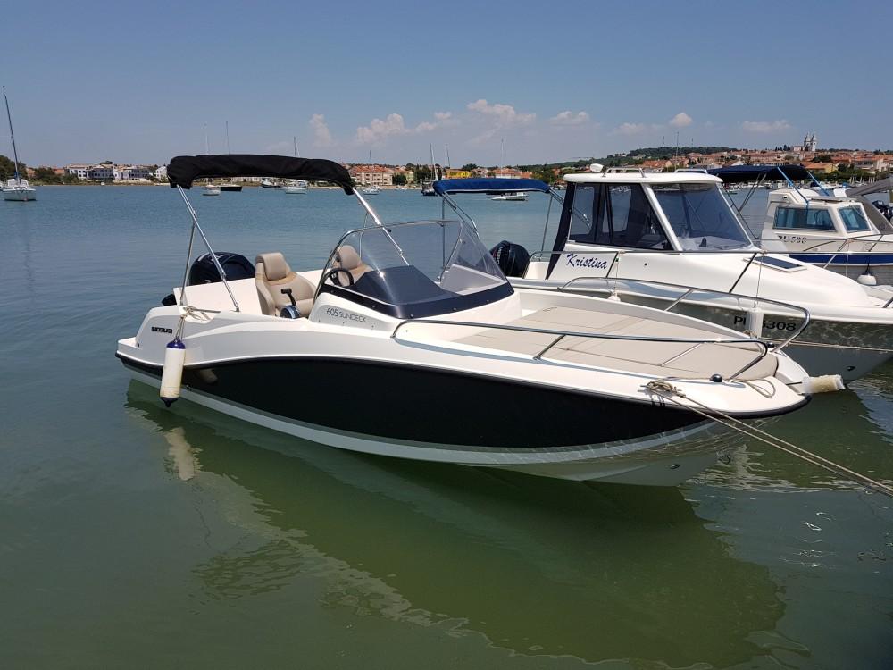 Motorboot te huur in Medulin voor de beste prijs
