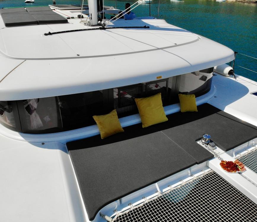 Verhuur Catamaran in Kaštel Gomilica - Lagoon Lagoon 42