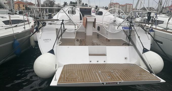 Verhuur Zeilboot in Biograd na Moru - Elan Impression 45