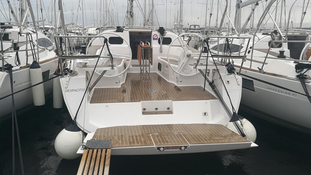 Jachthuur in Marina Kornati - Elan Elan 40 Impression via SamBoat