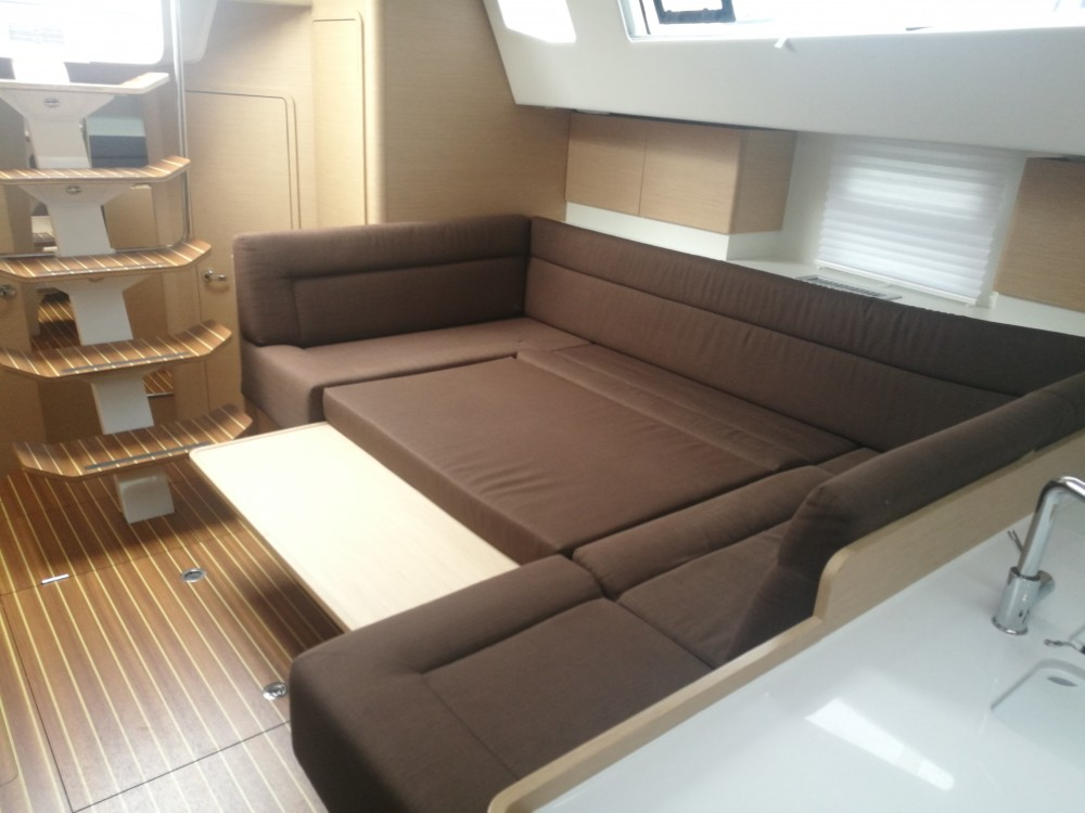 Verhuur Zeilboot in Biograd na Moru - Elan Elan 50 Impression