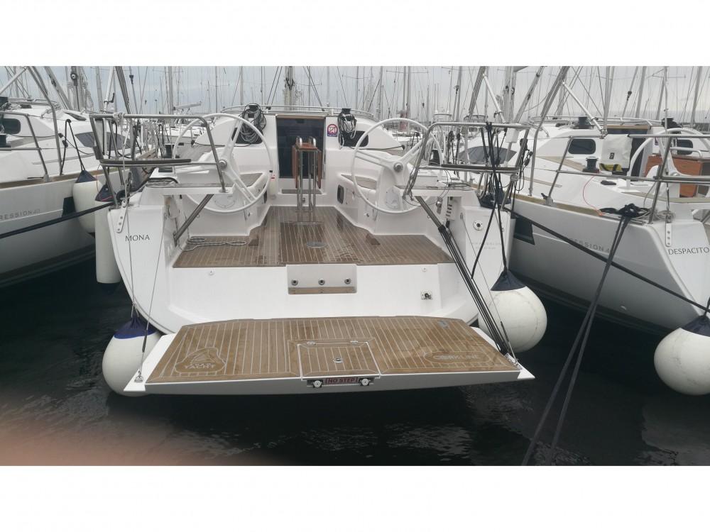 Verhuur Zeilboot in Marina Kornati - Elan Elan 40 Impression