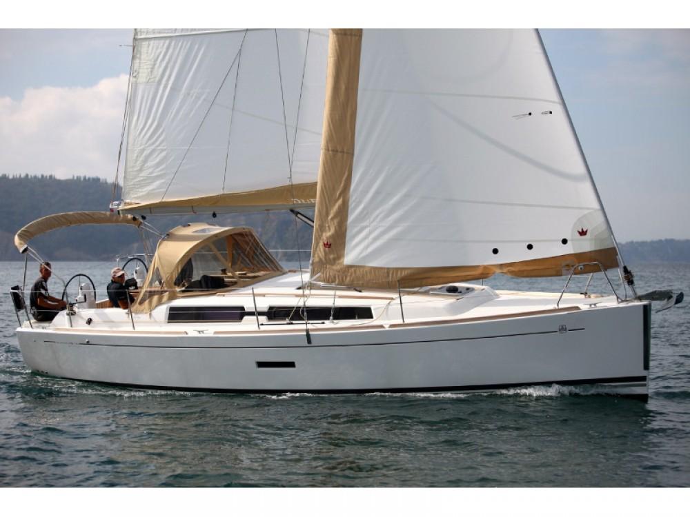 Jachthuur in Marmaris - Dufour Dufour 335 GL via SamBoat