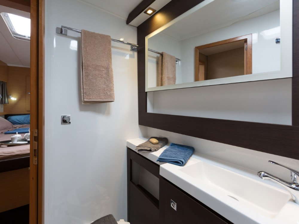 Bootverhuur Fountaine Pajot Helia 44 Quatuor in Marmaris via SamBoat