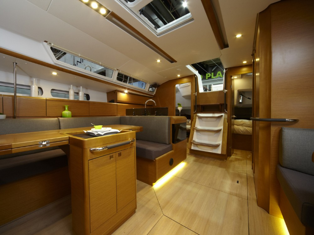 Verhuur Zeilboot in Marmaris - Jeanneau Sun Odyssey 439