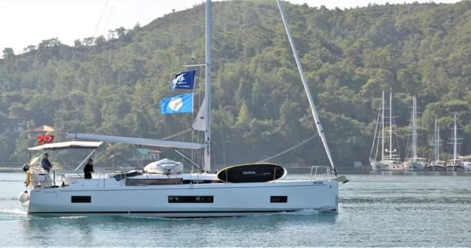 Bénéteau Oceanis 46.1 te huur van particulier of professional in Fethiye