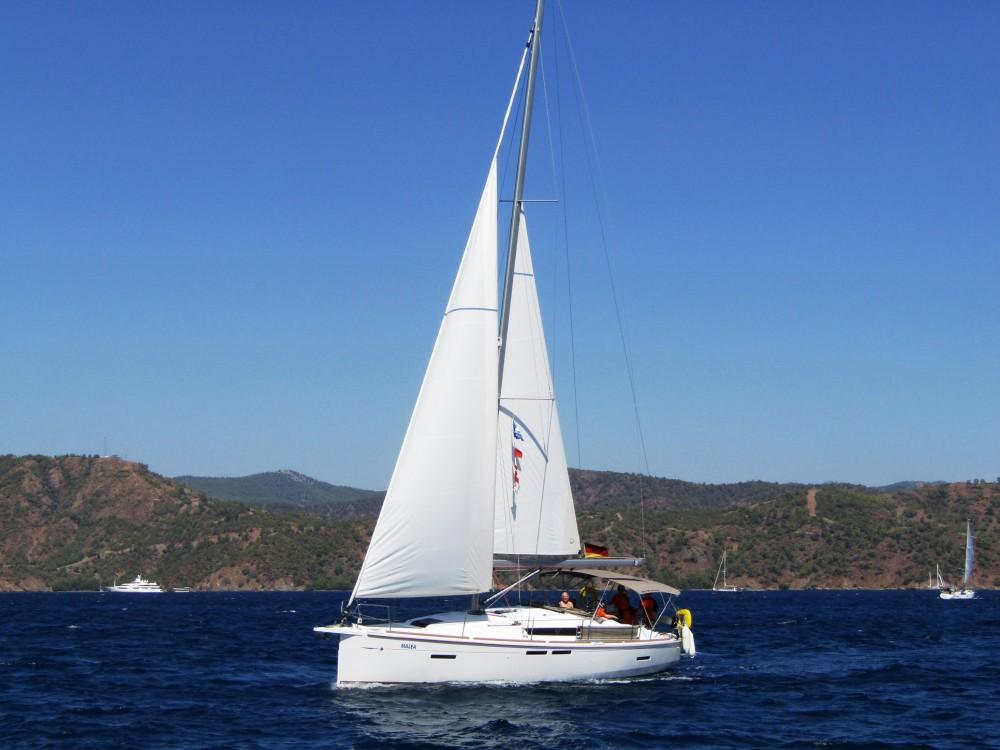 Verhuur Zeilboot in Fethiye - Jeanneau Sun Odyssey 419