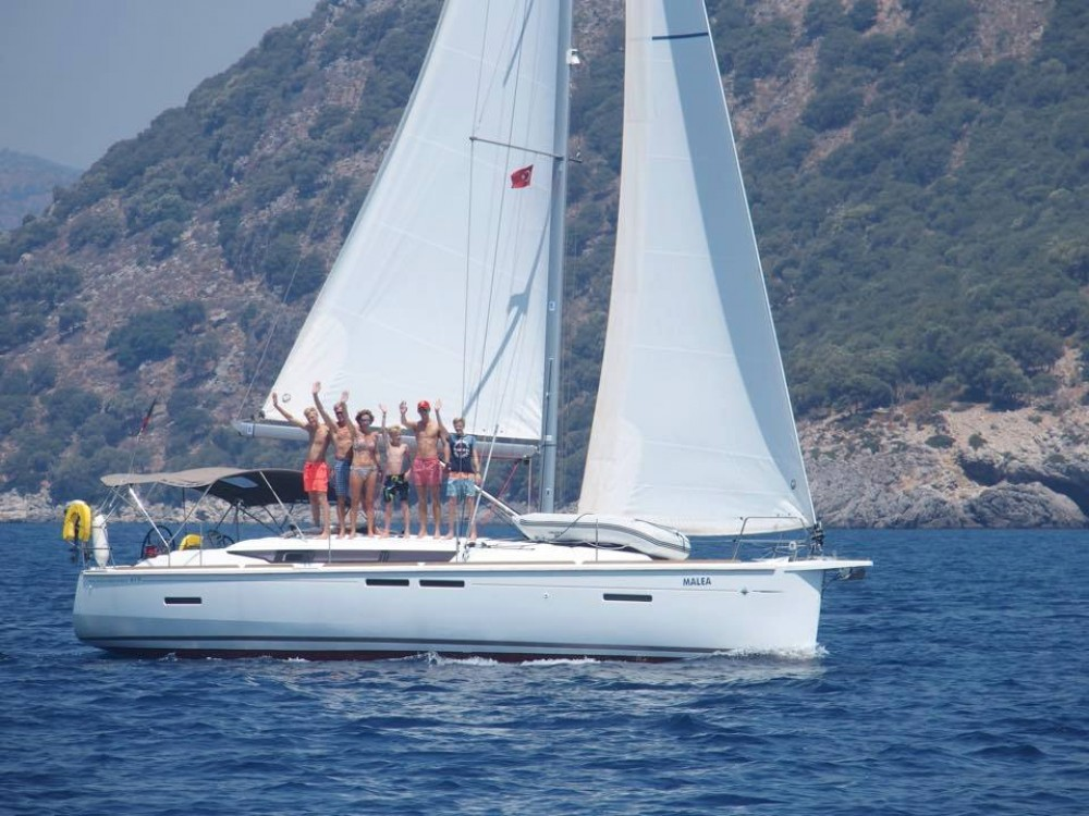 Huur een Jeanneau Sun Odyssey 419 in Fethiye