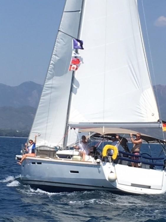 Bootverhuur Jeanneau Sun Odyssey 419 in Fethiye via SamBoat