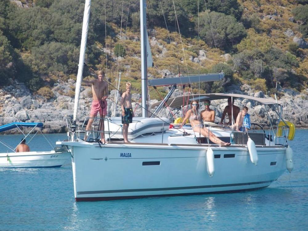 Jeanneau Sun Odyssey 419 te huur van particulier of professional in Fethiye