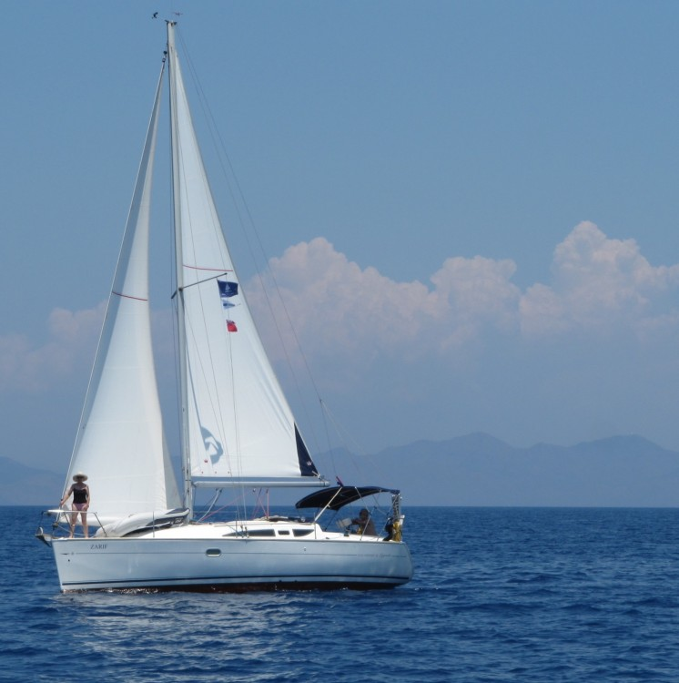 Jeanneau Sun Odyssey 32 te huur van particulier of professional in Fethiye