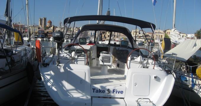 Bootverhuur Bénéteau Cyclades 50.5 in Fethiye via SamBoat