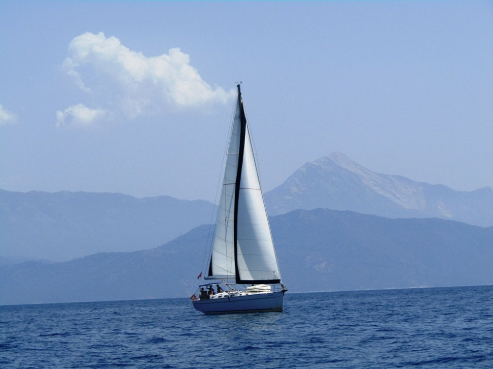 Jachthuur in Fethiye - Bénéteau Cyclades 50.5 via SamBoat