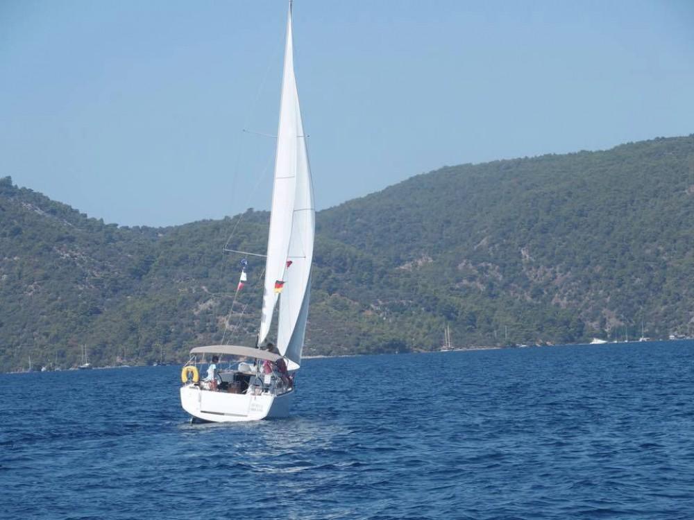 Bootverhuur Jeanneau Sun Odyssey 349 in Fethiye via SamBoat