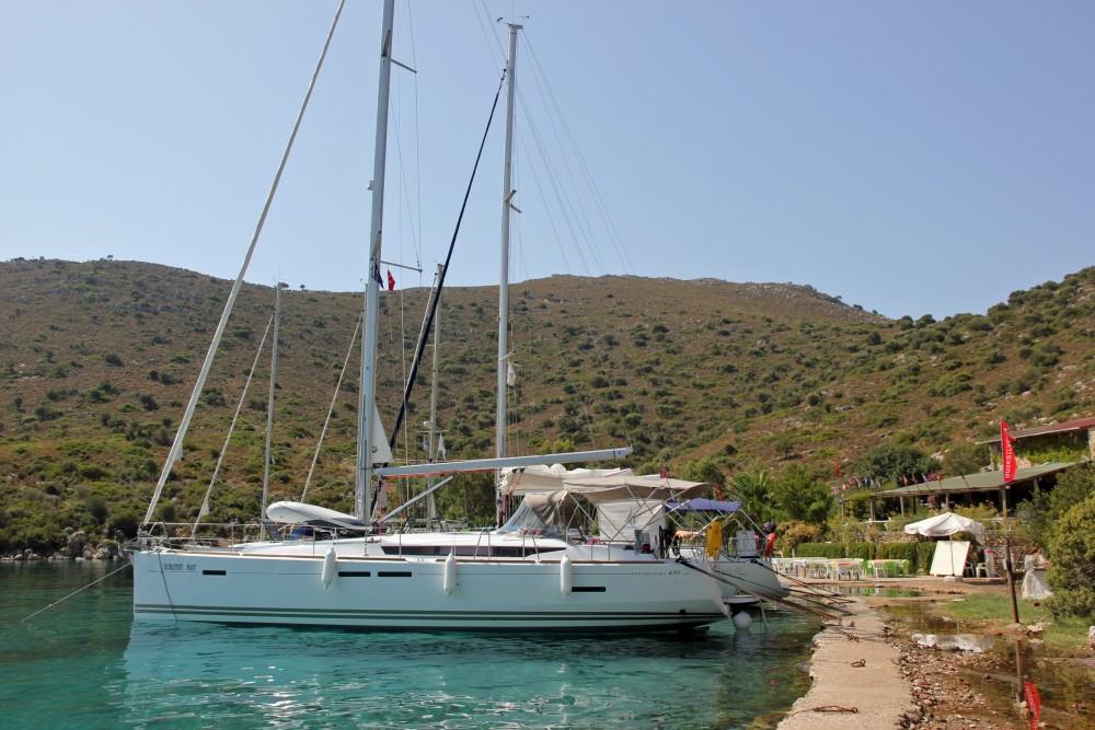 Huur Zeilboot met of zonder schipper Jeanneau in Fethiye