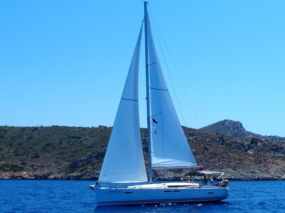 Jachthuur in Fethiye - Jeanneau Sun Odyssey 439 via SamBoat