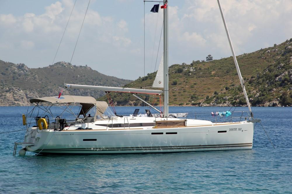 Bootverhuur Jeanneau Sun Odyssey 439 in Fethiye via SamBoat