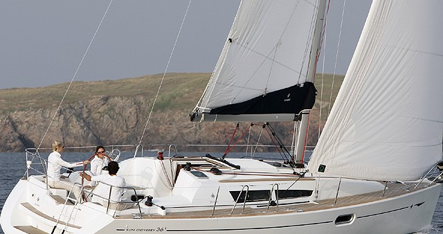 Jeanneau Sun Odyssey 36i te huur van particulier of professional in Fethiye