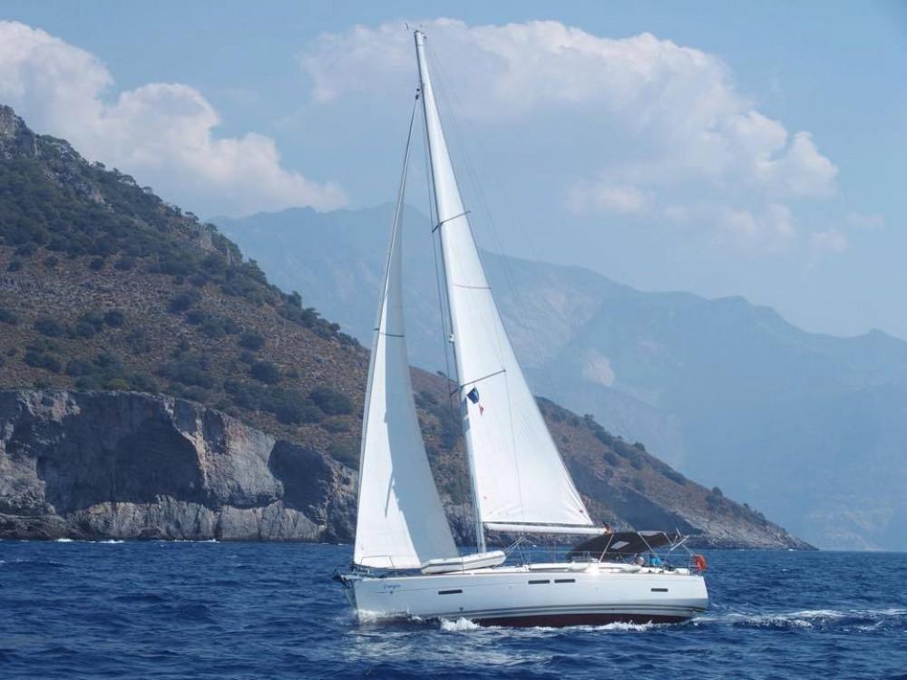 Bootverhuur Jeanneau Sun Odyssey 409 in Fethiye via SamBoat