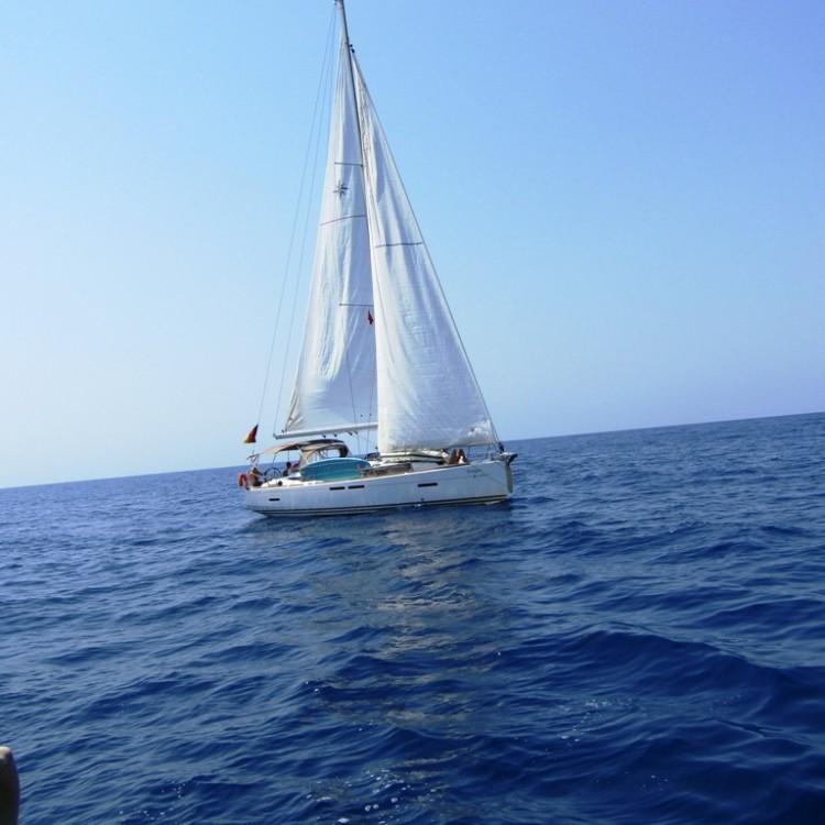 Huur een Jeanneau Sun Odyssey 409 in Fethiye