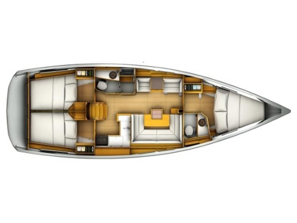 Jachthuur in Fethiye - Jeanneau Sun Odyssey 409 via SamBoat