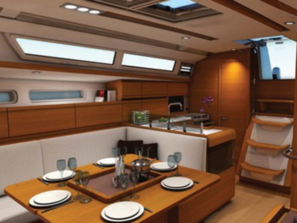 Verhuur Zeilboot in Fethiye - Jeanneau Sun Odyssey 409