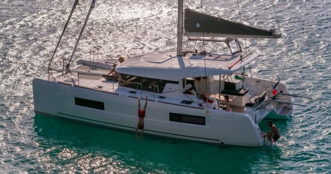 Verhuur Catamaran in Capo d'Orlando - Lagoon Lagoon 40