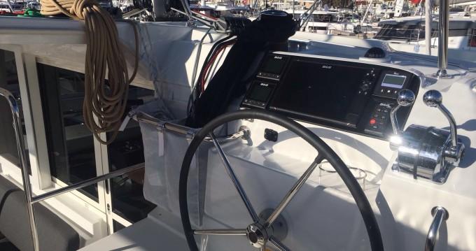 Jachthuur in Capo d'Orlando - Lagoon Lagoon 40 via SamBoat