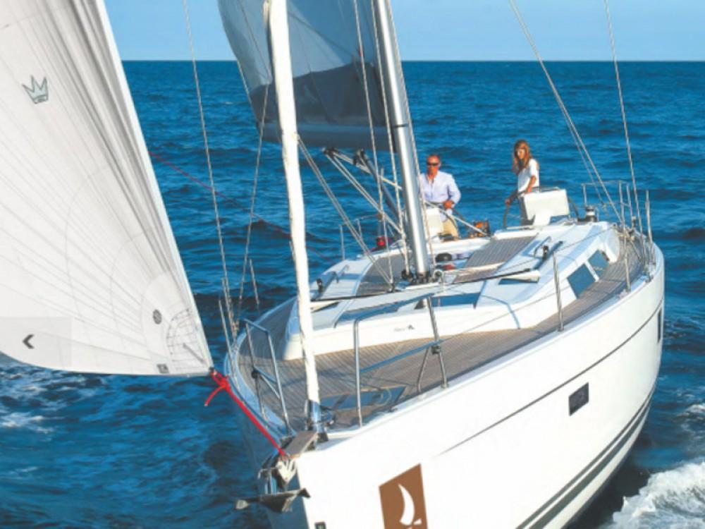 Verhuur Zeilboot in Baška Voda - Hanse Hanse 445