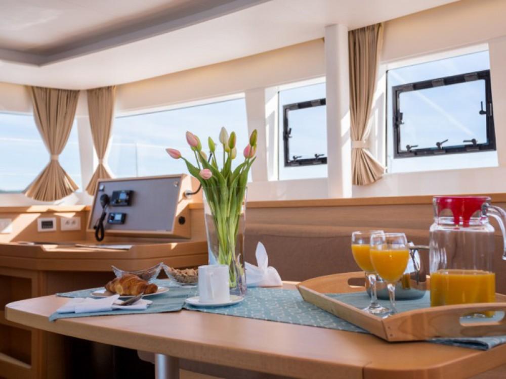 Lagoon Lagoon 450 F Luxury te huur van particulier of professional in Trogir