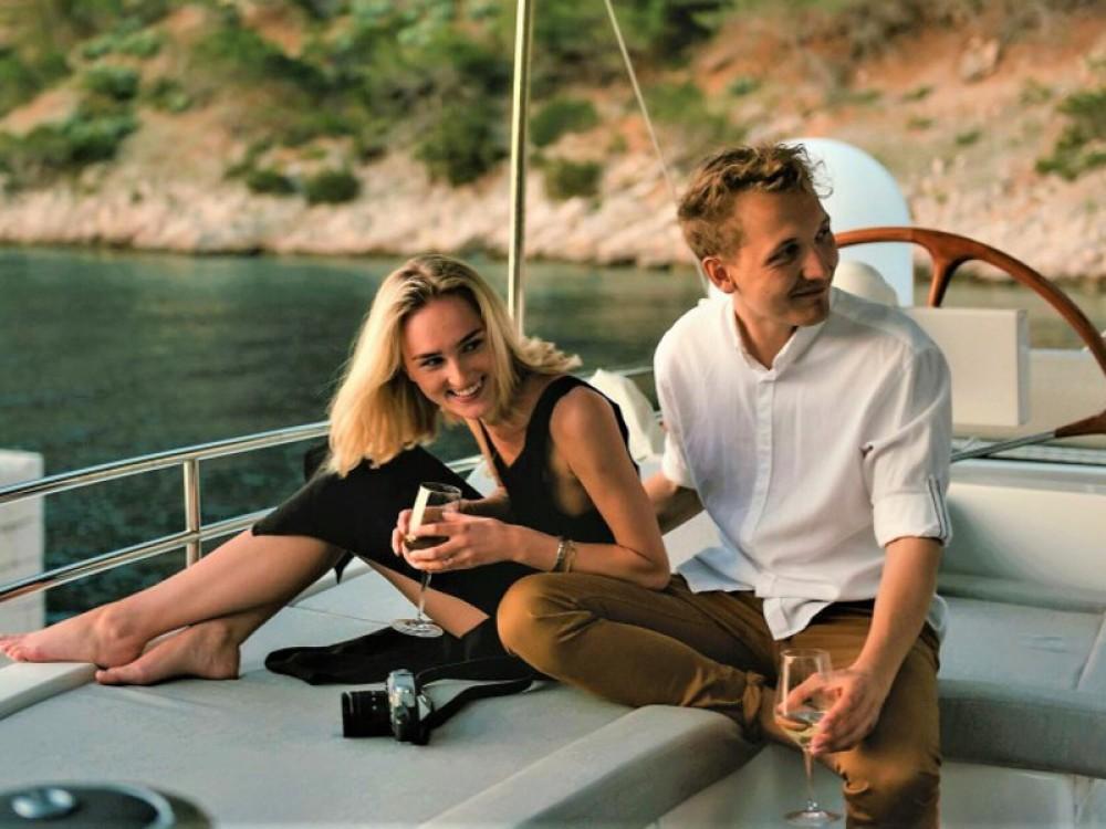 Lagoon Lagoon 620 Luxury te huur van particulier of professional in Trogir