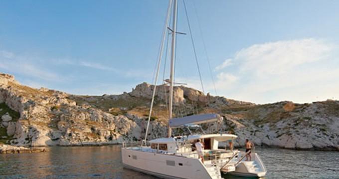 Jachthuur in Athene - Lagoon Lagoon 400 S2 via SamBoat