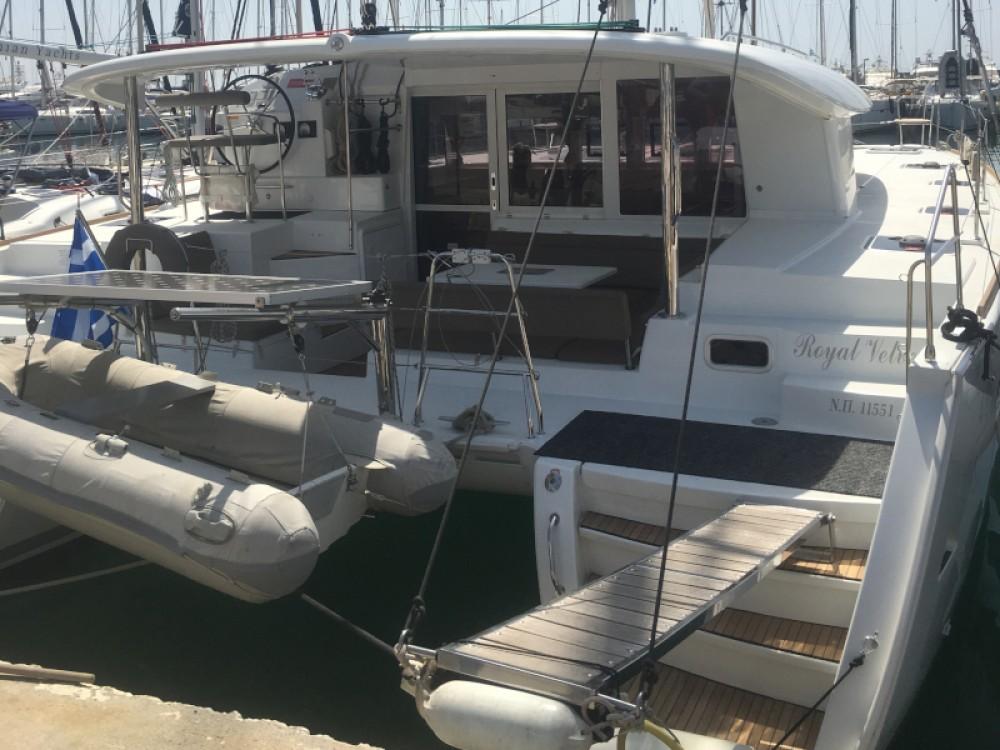 Jachthuur in Marina de Alimos - Lagoon Lagoon 400 S2 via SamBoat