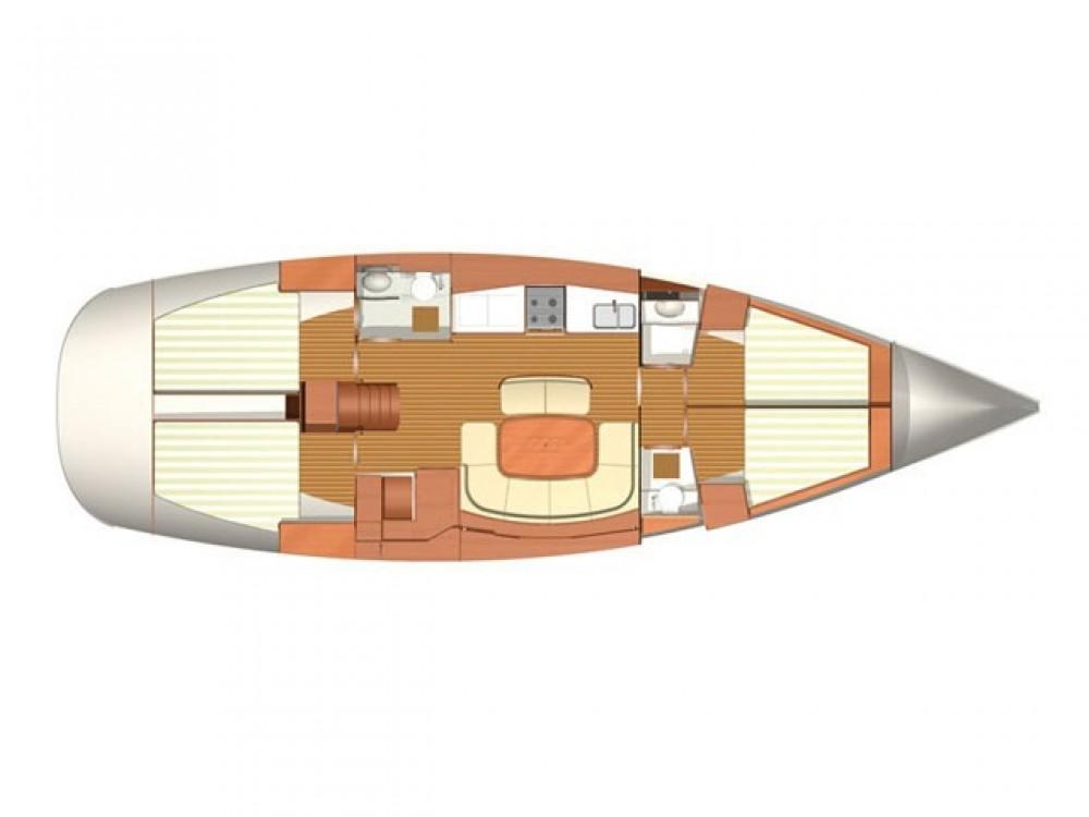 Jachthuur in Split - Dufour Dufour 455 Grand Large via SamBoat
