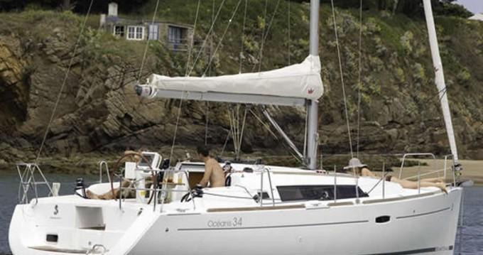 Huur Zeilboot met of zonder schipper Bénéteau in Port of Lefkada