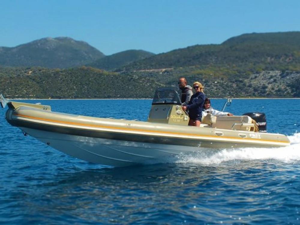 Verhuur Motorboot in Leucade -  Fost Obssesion 740