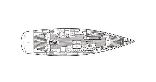 Bavaria Bavaria 46 Cruiser te huur van particulier of professional in Port of Lefkada