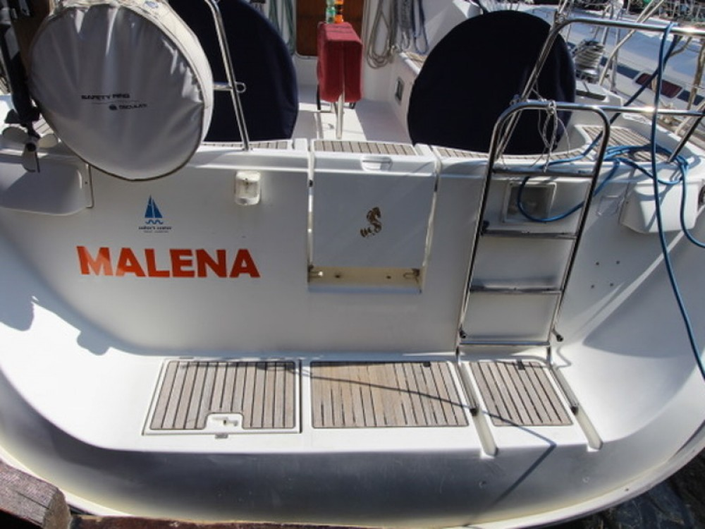Bootverhuur Bénéteau Oceanis 473 in Genua via SamBoat