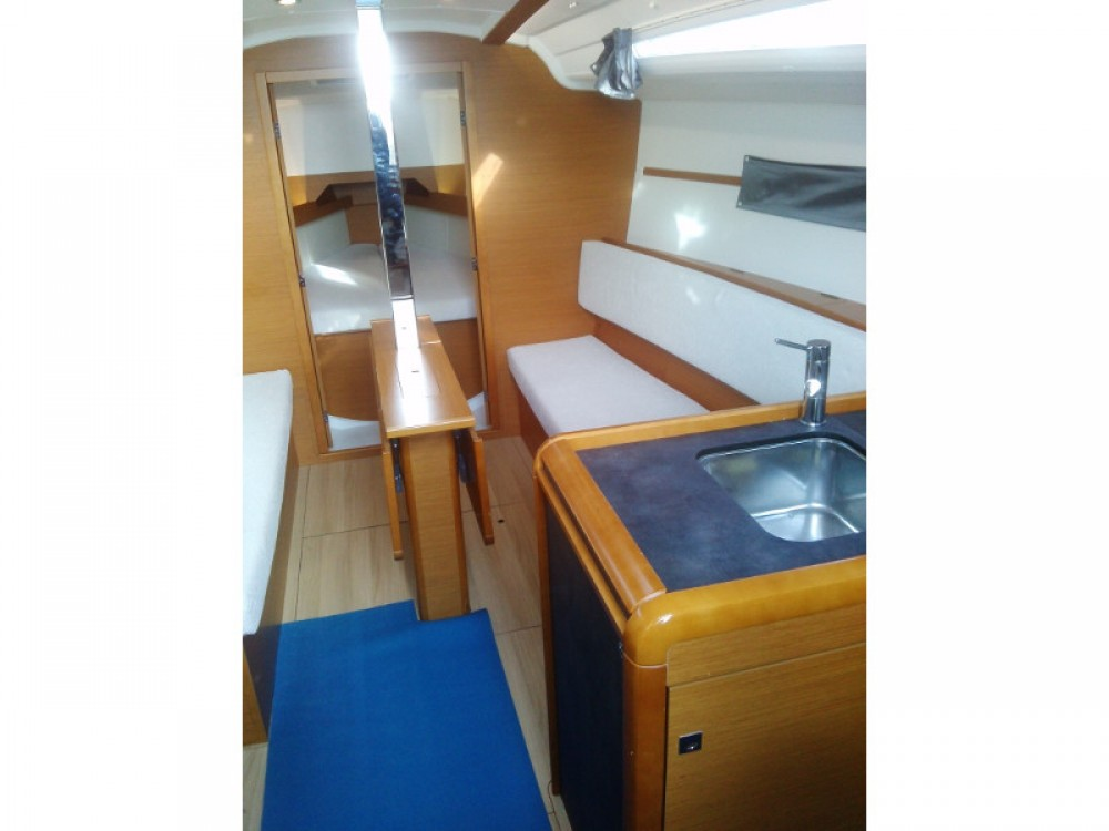 Jeanneau Sun Odyssey 349 te huur van particulier of professional in Trapani