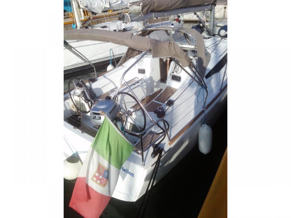 Bootverhuur Trapani goedkoop Sun Odyssey 349