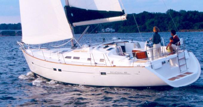 Verhuur Zeilboot in Nettuno - Bénéteau Oceanis Clipper 423