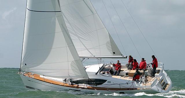 Verhuur Zeilboot in Nettuno - Jeanneau Sun Odyssey 45