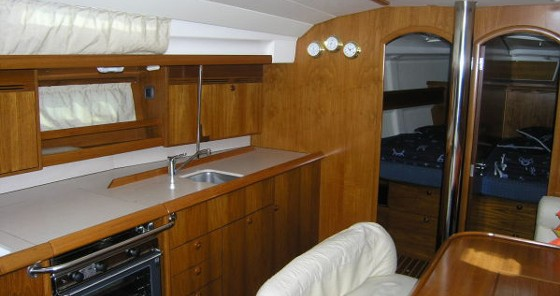 Bootverhuur Jeanneau Sun Odyssey 45 in Nettuno via SamBoat